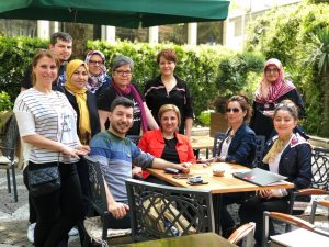 Güzel bir eğitim calışması #Sivildüşün/#Anofed ev sahipliği yaptığımız 2 günün ardından …